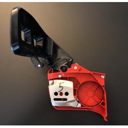 Lanceur démultiplié de souffleur dorsal thermique Timberpro 85 CC