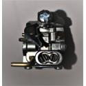 Poignée de gaz pour débroussailleuse 5 en 1 , tarière thermique 52 cc TIMBERPRO
